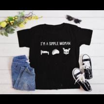 Naps, Tacos, French Bulldog T-Shirts Cotton Trend- Women's T-Shirt S-5XL - $35.99+