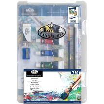 essentials(TM) Clearview Mini Art Set-Acrylic 12pc - $37.66