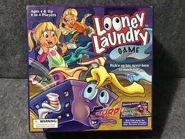 Looney Laundry 2005 BlueBonnet Board Game - $22.52