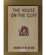 Book for Children -- THE HOUSE ON THE CLIFF (Hardy Boys) by Franklin W. ... - $5.50