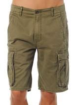 Levi's Men Premium Cotton Cargo Shorts Original Relaxed Fit Green 124630008 image 2