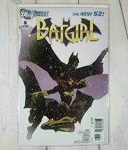Batgirl #6 DC Comics The New 52! Adam Hughes Cover 4/12 Adrian Syaf VF - $3.44