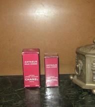 Choose: Chanel Antaeus Pour Homme Aftershave 50-100 Ml 1.7-3.4 Oz Splash Vintage - $89.10+
