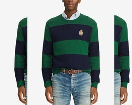 Polo Ralph Lauren Men's Striped Sweater, Size XL, MSRP $125 - $62.17