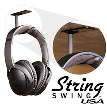 String Swing Headphone Hanger Hook Headset Holder Accessory Hook for Und... - $28.13 CAD