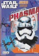 Coloring Book - Star Wars - Captain Phasma - 96 pages w - $5.29