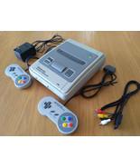 Tested Original Super Nintendo Japanese Version + All Accesories Full Set - $99.00