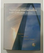 Technical Mathematics With Calculus Second Edition with Software Included - $74.80