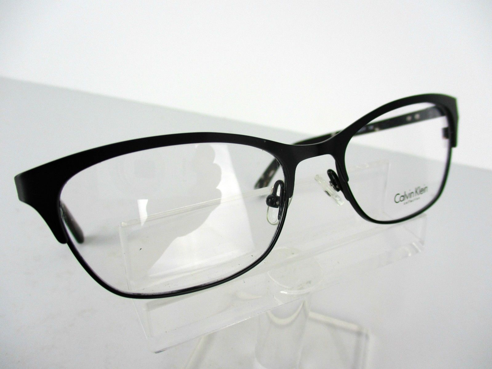 065fe2f7901 Calvin Klein Ck 7395 (001) Black 52 X 17 135 and 50 similar items