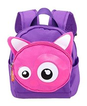 Star Fashion Infant Knapsack Toddle Backpack Kindergarten School Bag Fox