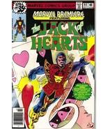 Marvel Premiere Comic Book #44, The Jack of Hearts 1978 FINE+ - $3.75