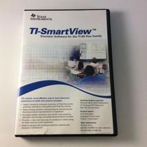 TI-SmartView Emulator Software for the TI-84 Plus Family by Texas Instru... - $37.61