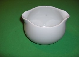 Vintage Noritake Double Spout Gravy Bowl Angela White #107 - $44.55