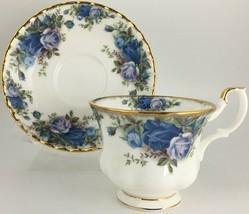 Royal Albert Moonlight Rose Cup & saucer - $50.00