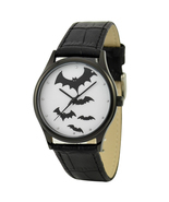 Halloween Watch BAT Free Shipping Worldwide - $28.87 CAD