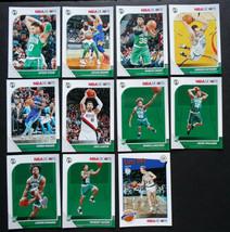 2019-20 Panini NBA Hoops Boston Celtics Base Team Set of 11 Basketball C... - $14.99
