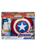 NERF Assembler Gear Marvel Avengers Captain America Build & Blast! - $16.95