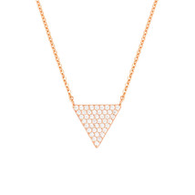 Bertha Sophia 18k RG Plated Necklace - $90.00