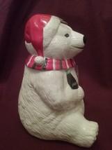 1996 Polar BearCoca-Cola Cookie Jar - $30.00