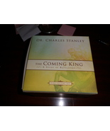 Charles Stanley - The Coming King - A study of Revelation CD set - $27.50