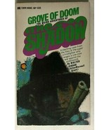 THE SHADOW Grove of Doom by Maxwell Grant aka Walter Gibson (1969) Tempo... - $13.85