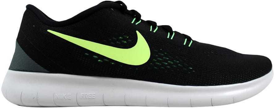 super popular 1467e 91ed1 Nike Free Run Black Ghost Green-Hasta and 50 similar items