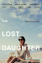 The Lost Daughter Poster Maggie Gyllenhaal Movie Art Film Print Size 24x... - $10.90+