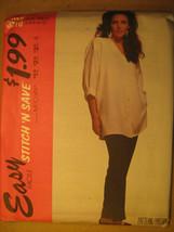 UNCUT Pattern 1992 EASY McCall SIZE Misses 6 8 10 12 SHIRT Pants 5918 [Z25] - $3.99