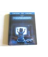 Poltergeist Bluray Mediabook Rare OOP New Sealed Small Corner Dent - $39.99