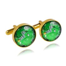 Image of Circuit Board Computer Chip Cuff Links - $8.99