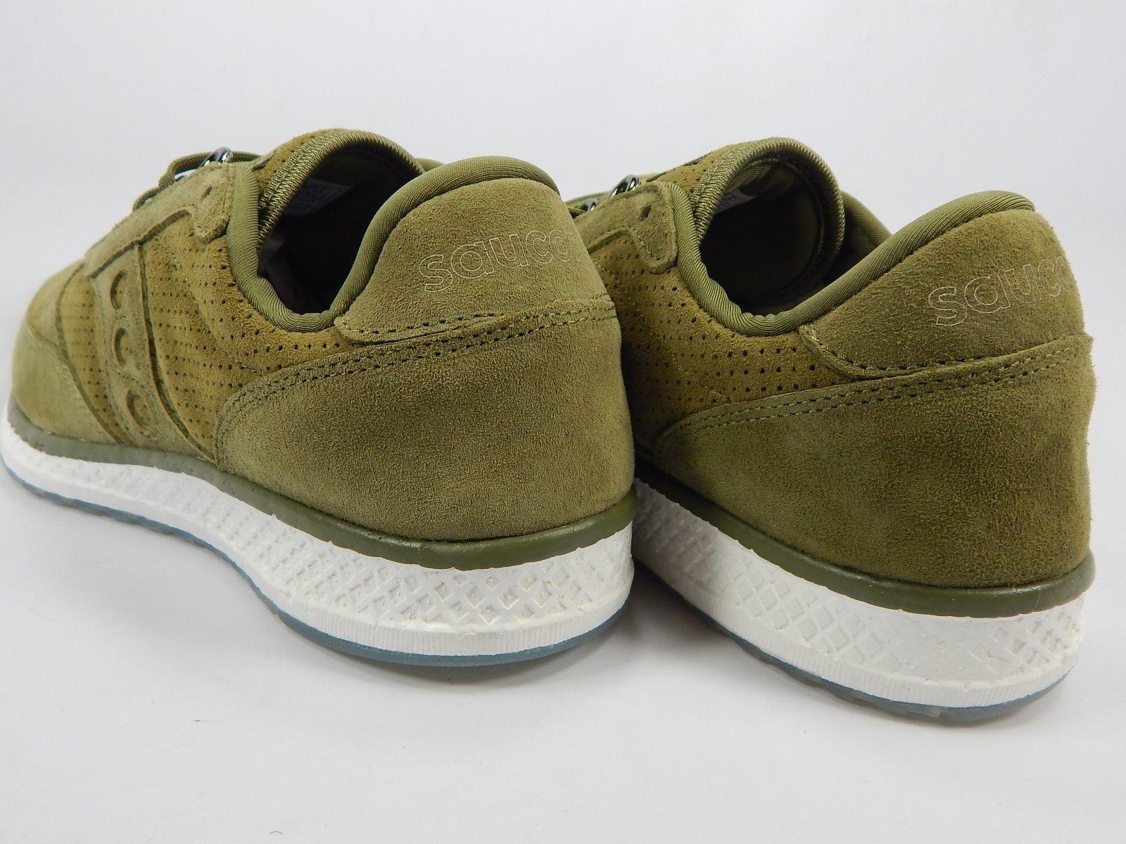 Saucony Freedom Runner Men's Running Shoes Sz US 9 M (D) EU 42.5 Green S40001-3