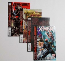 X-Men Comics Curse Of The Mutants One Shot Lot Vampires Storm Gambit 2010 - $22.76