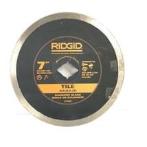 RIDGID 7 in. Continuous Diamond Blade - $18.69