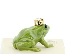 Birthstone Frog Prince April Simulated Diamond Miniatures by Hagen-Renaker image 4