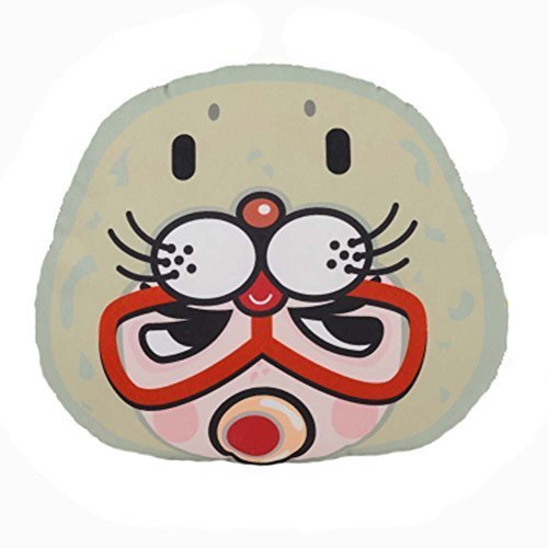 Accessories Car Headrest Neck Pillow Jushi Cute Cartoon Car Pillow Auto