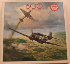 "F.X. Schmid ""Victory in Defeat"" 17.75"" X 17.75"" 600-piece Jigsaw Puzzle - $39.99"
