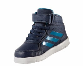 Adidas Infant Kids Shoes Altasport Performance Mid Ortholite Trainers BB... - $35.10