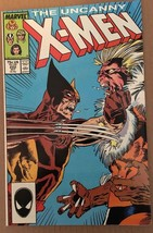 Uncanny X-Men 1st Series #222 1987 NM Condition Wolverine Marvel Comic Book - $17.99