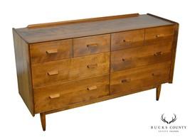 Conant Ball Russel Wright Design Mid Century Modern Maple Dresser - $1,495.00