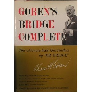 GORENS BRIDGE COMPLETE, The Reference Book That teaches. [Hardcover] [Jan 01, 19