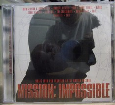 Mission: Impossible-1996-CD-Excellent - $5.00