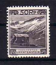 LIECHTENSTEIN 1930 #102 PERF VARIETY  MLH   6878-RD-A1 - $87.12