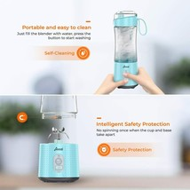 Personal Size Portable Blender by Aoozi image 2