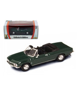 1969 Chevrolet Corvair Monza Green 1/43 Diecast Model Car by Road Signature - $20.01