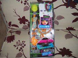 Monster High Create-A-Monster Design Lab Add-on Pack NEW 2012 - $34.71