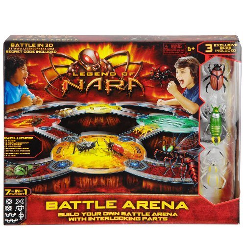 LEGEND 0f NARA Battle Arena