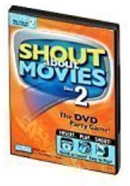 Hasbro Shout About Movies #2  Dvd