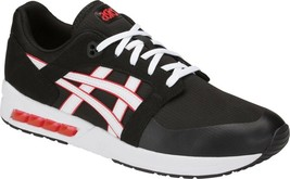 ASICS Tiger Gelsaga Sou Sneaker (Men's Shoes) in Black/White/Red - NEW - $96.55