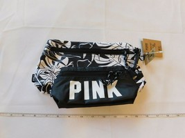 Rosa Por Victoria's Secret Mujer Damas Bolsa Set De 2 Estuche Neceser Nuevo - $34.64