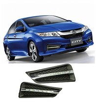 AupTech Car Daytime Running Lights LED DRL Fog Lamps Kit for Honda City ... - $136.80